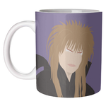 David Bowie Jareth Labyrinth Mug Art Wow