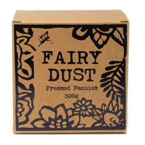 Agnes & Cat Pressed Peonies Fairy Dust Bath Fizzer 500g