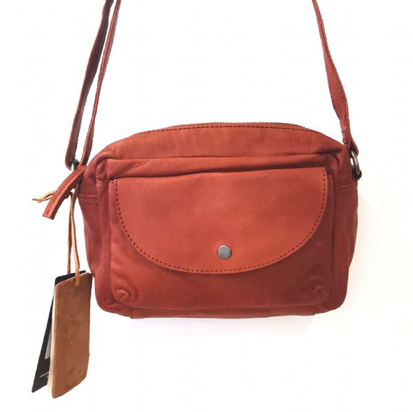 Sticks & Stones Carmel Bag Cognac