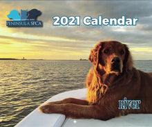 Load image into Gallery viewer, 2021 PSPCA Calendar