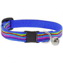 Load image into Gallery viewer, Lupine Safety Cat Collars with Bell