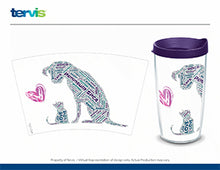 Load image into Gallery viewer, PSPCA Cat & Dog Tervis Tumbler w/ lid