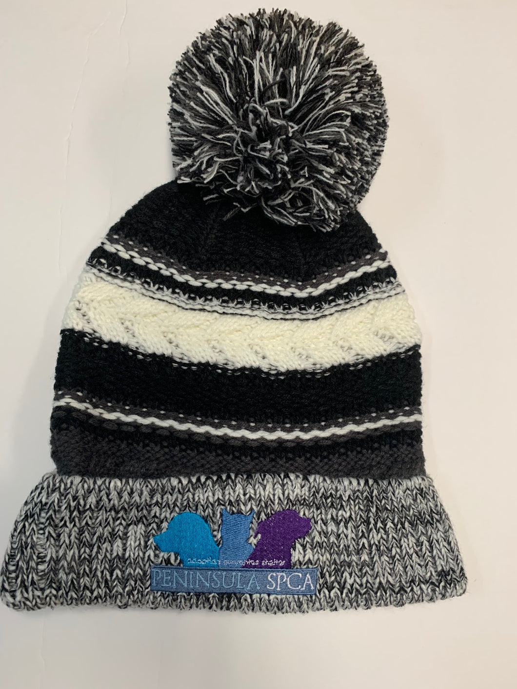 PSPCA Embroidered Beanie