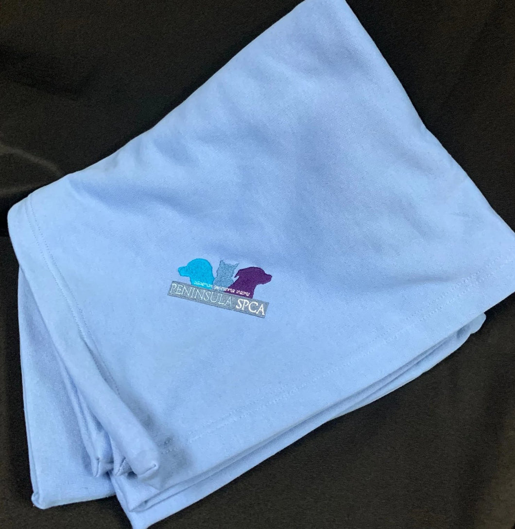 PSPCA Embroidered Blanket