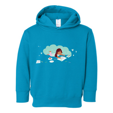 Load image into Gallery viewer, BLM Toddler Pullover Fleece Hoodie
