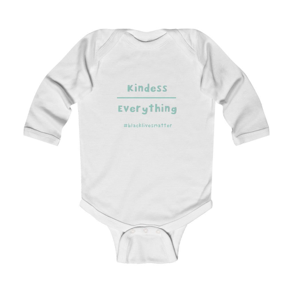 Kindness Over Everything Infant Long Sleeve Bodysuit