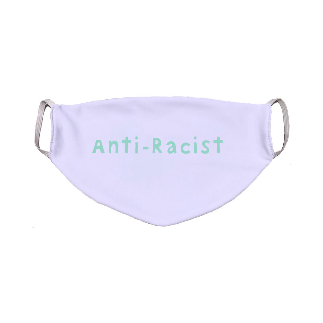 Anti-Racist Face Mask