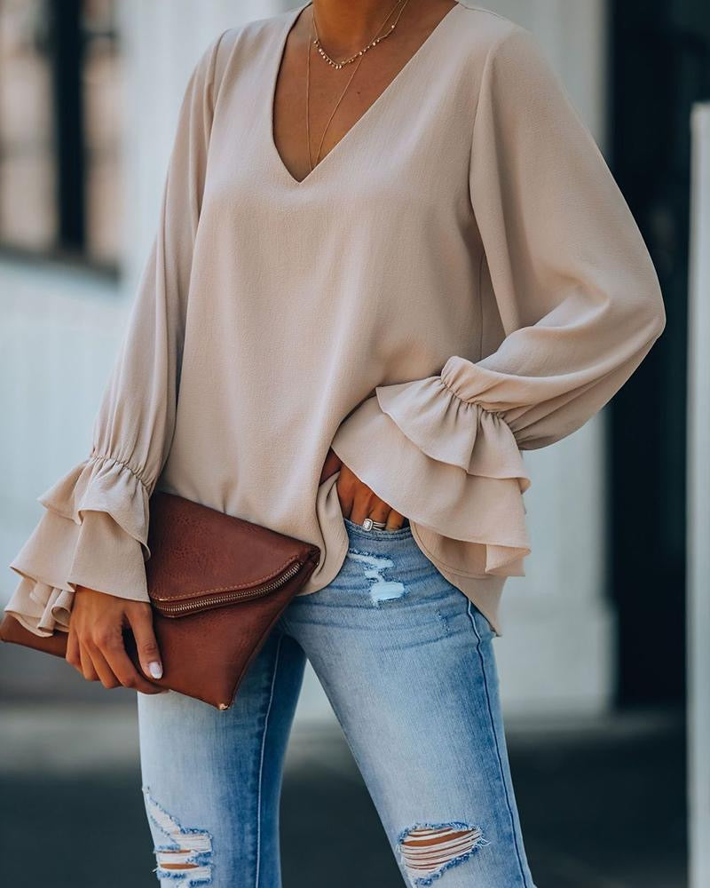 The Pink Lady Blouse