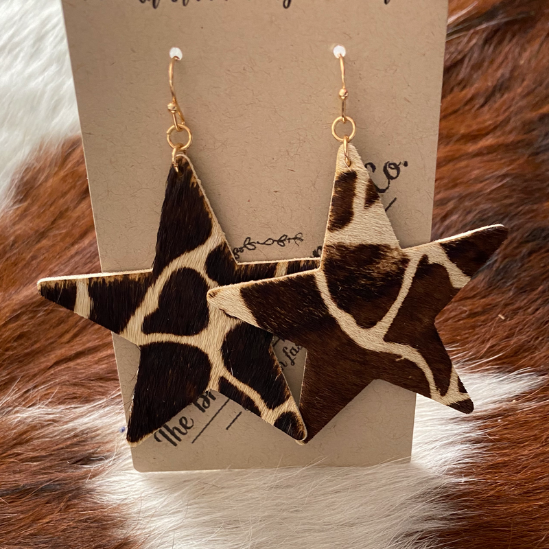 Ranch Hand Earrings