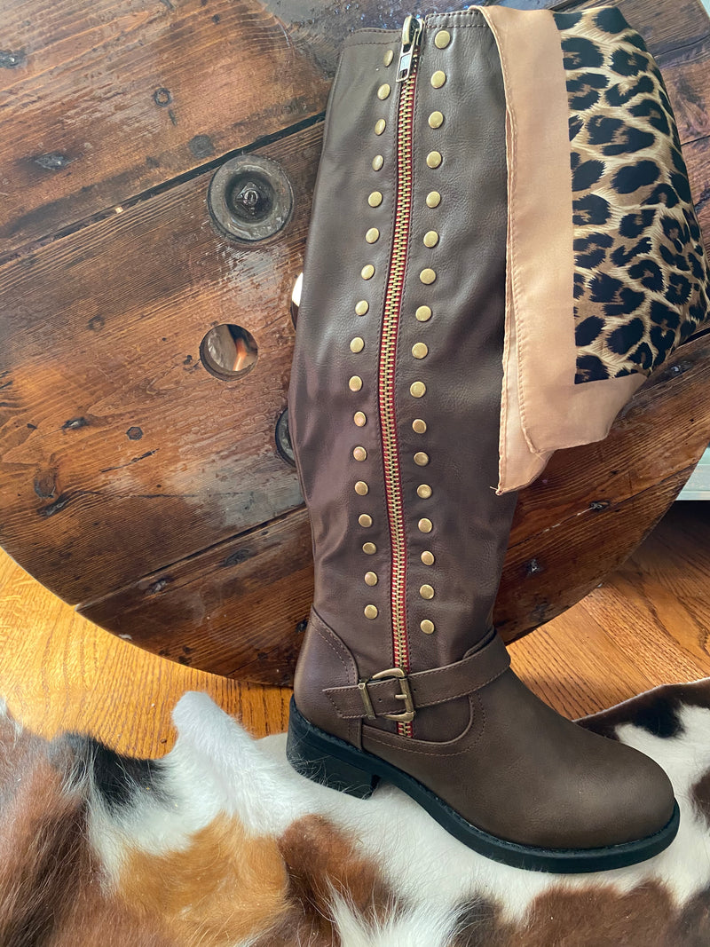 The Englishman Riding Boots