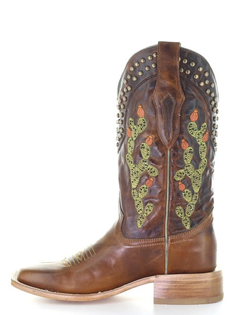 Corral's West Texas Cactus Boot