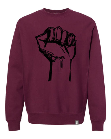 the fist unco crewneck sweatshirt