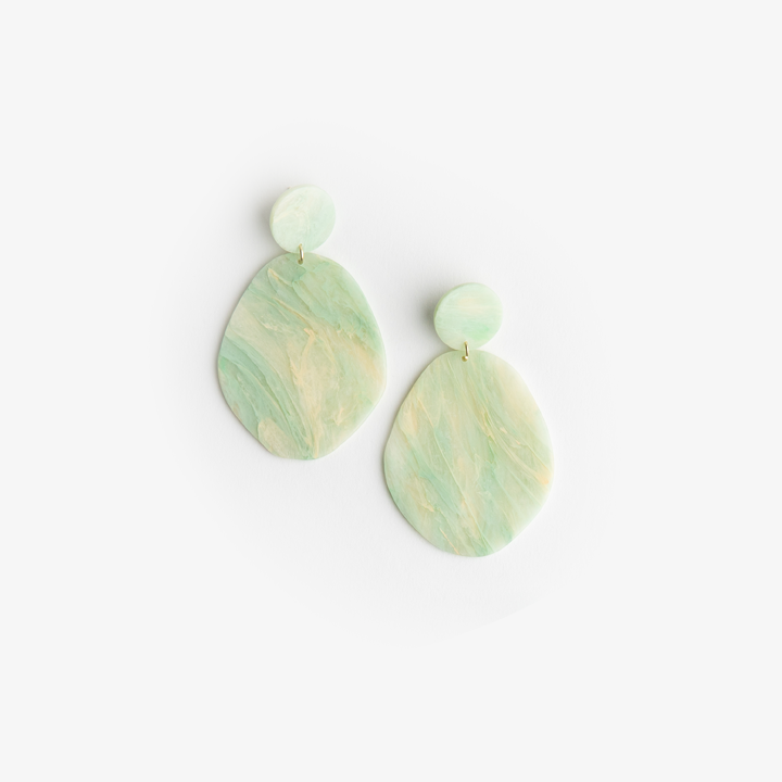 Water Color Earrings