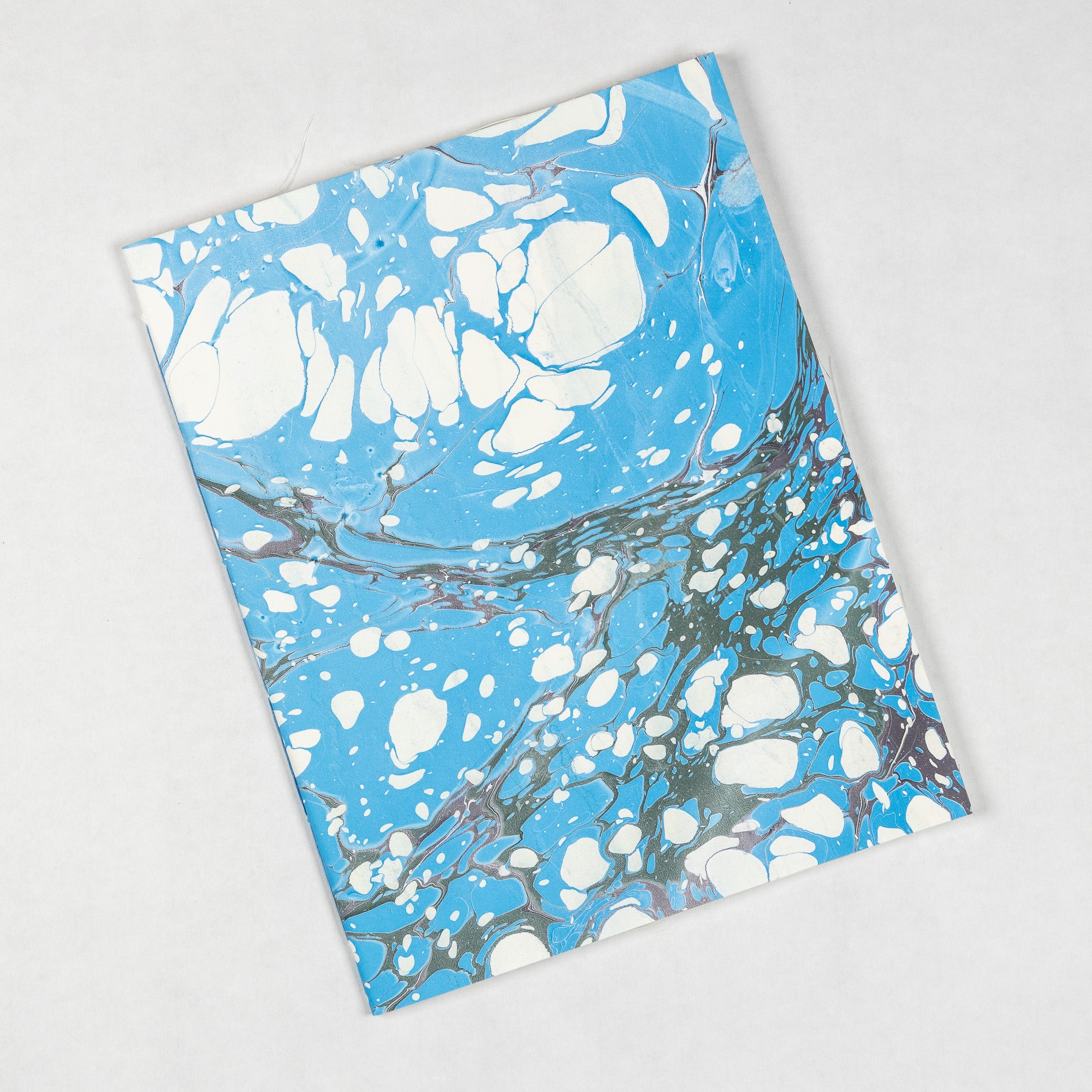 Large Marbled Notebook - NEW