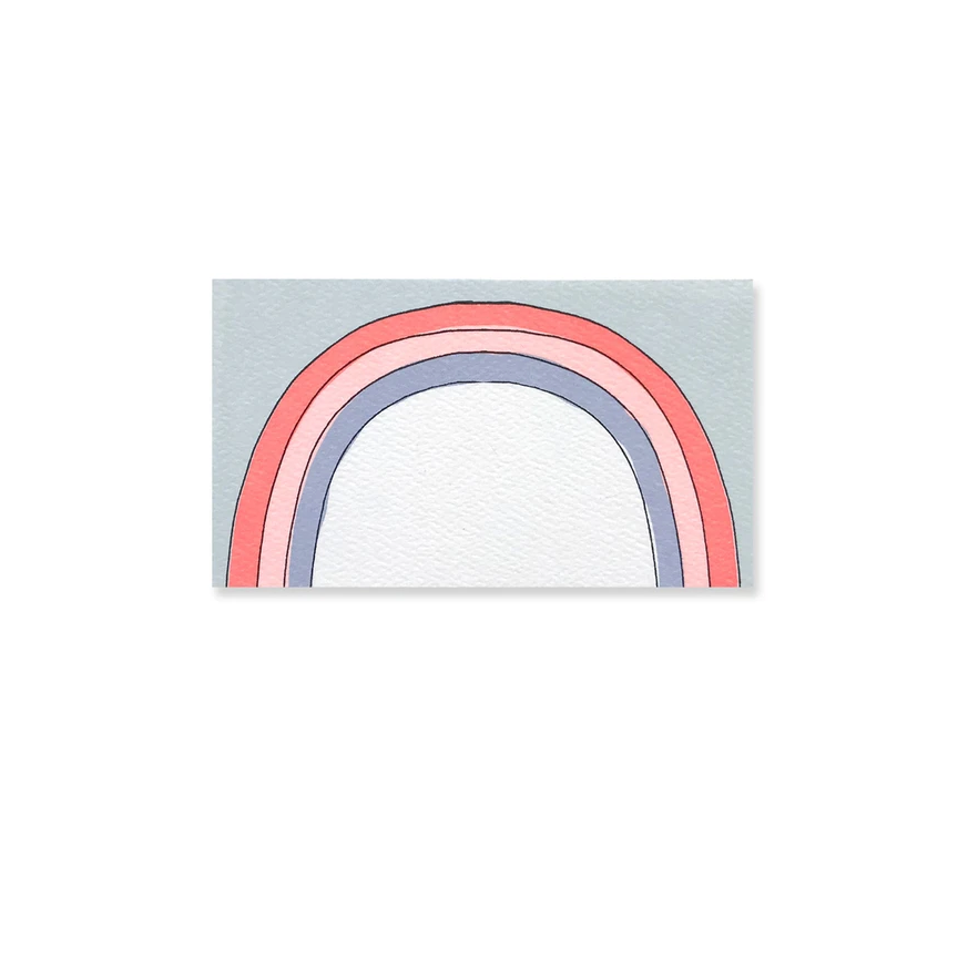 Rainbow - 48 Mini Cards