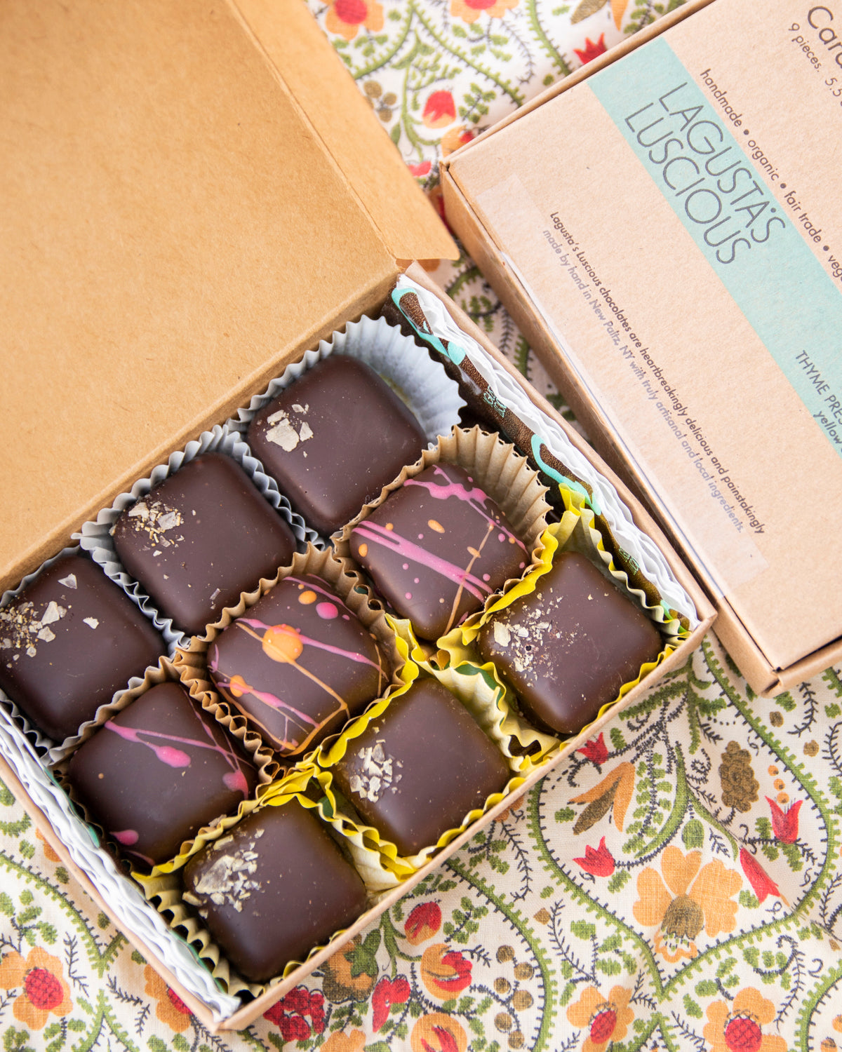 Caramel Assorted Box
