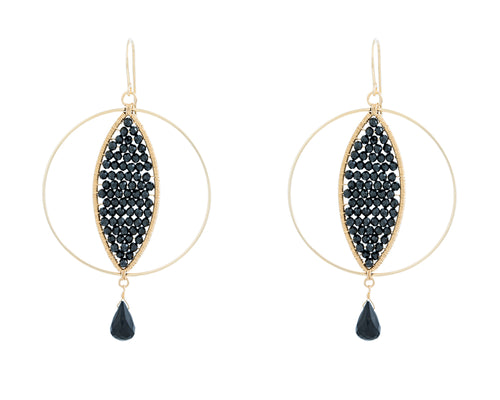 HARPER LANE JEWELLERY LEO EARRINGS