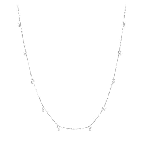 Ceren-Necklace-925-Sterling-Silver-Rhodium-Plated-Cubic-Zirconia-Harper-Lane-Jewellery-Buy-Jewellery-Online
