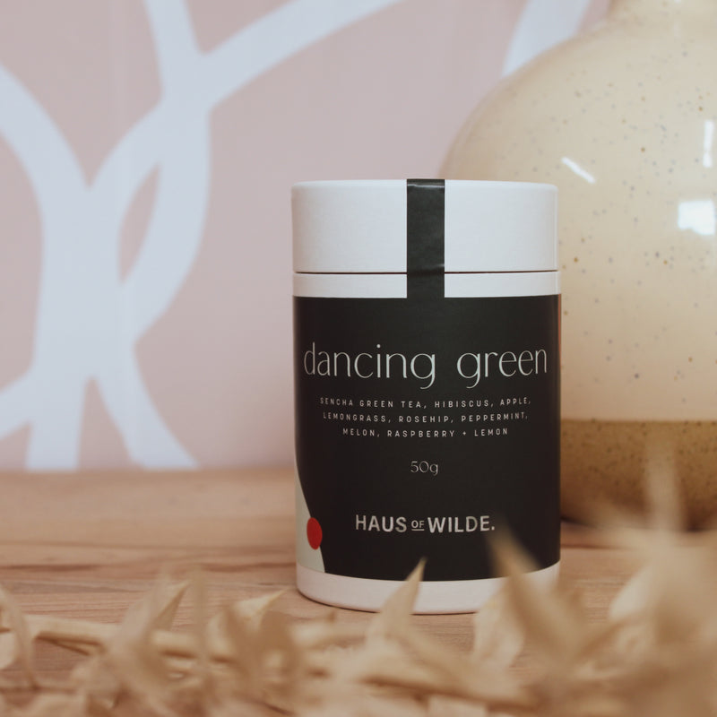 Dancing Green - Green Tea