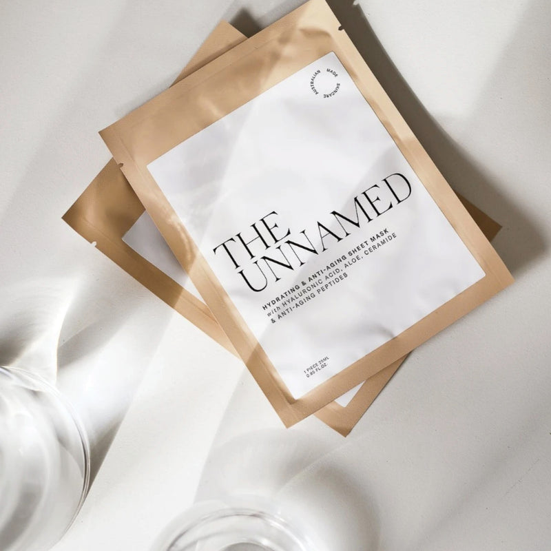 Hydrating + Anti-Aging Sheet Mask