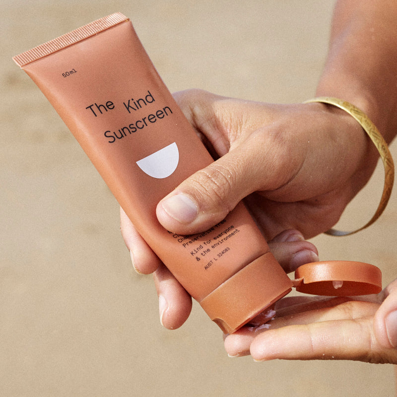 The Kind Sunscreen