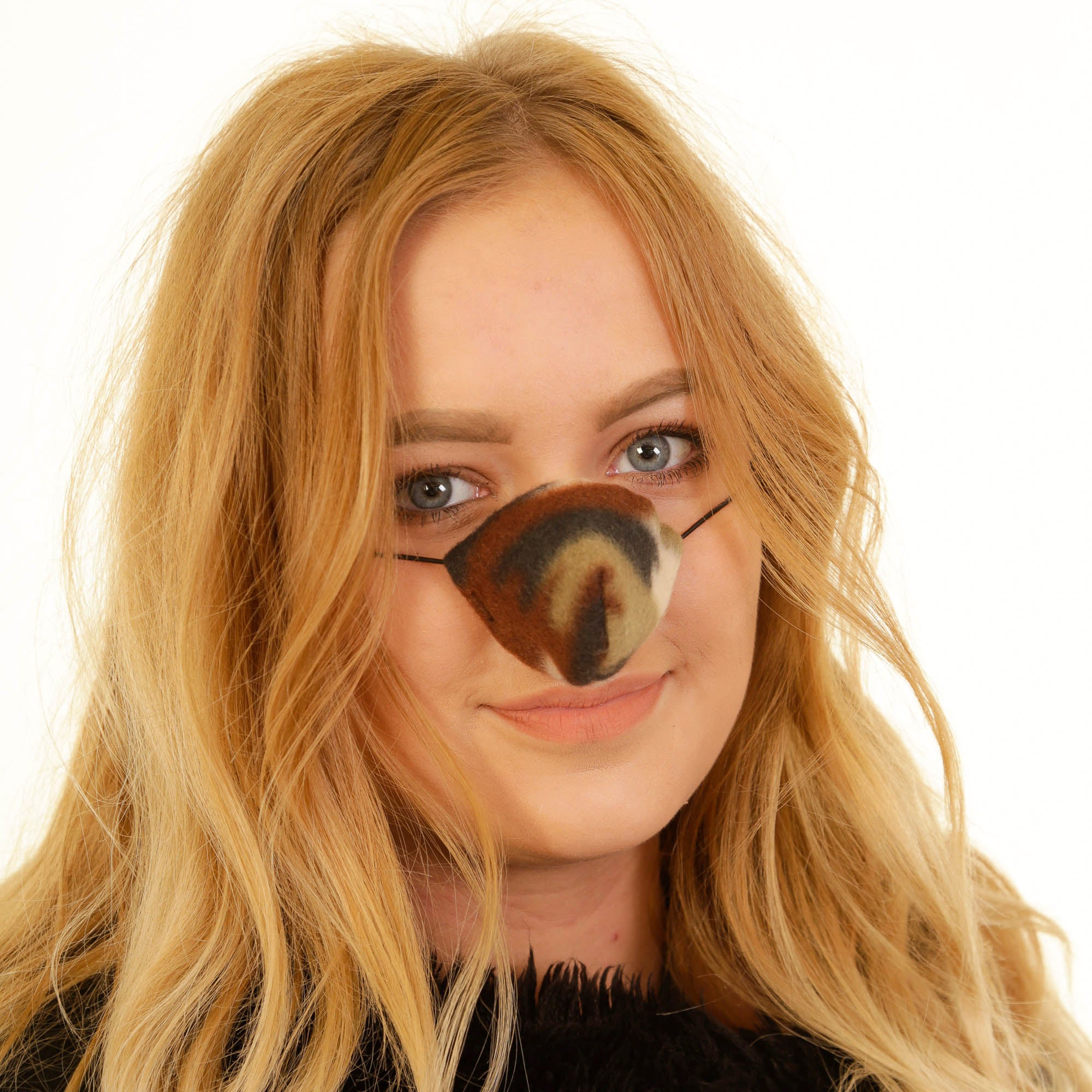 Camouflage Fleece Nose Warmer
