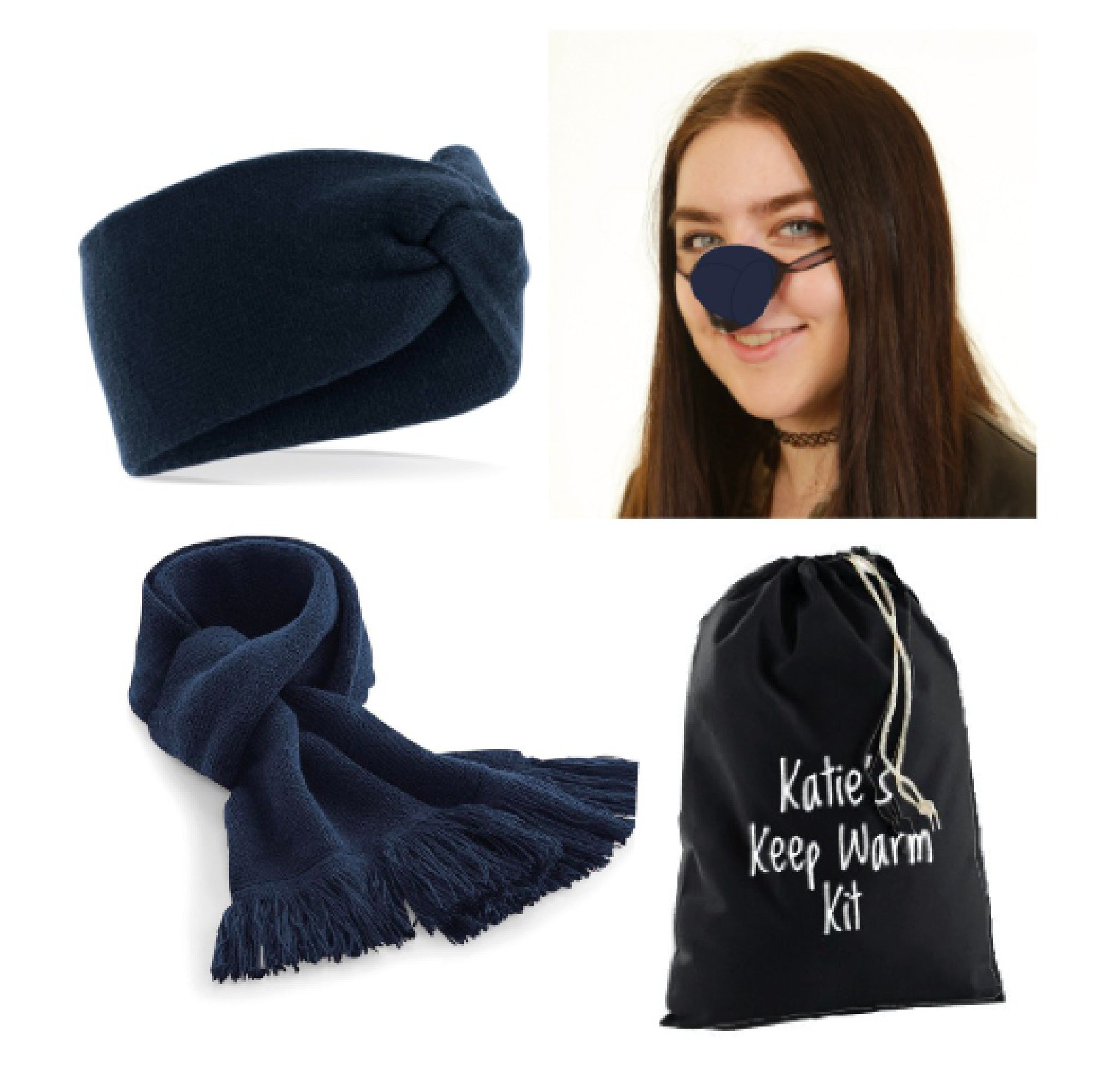 nose warmer gift set
