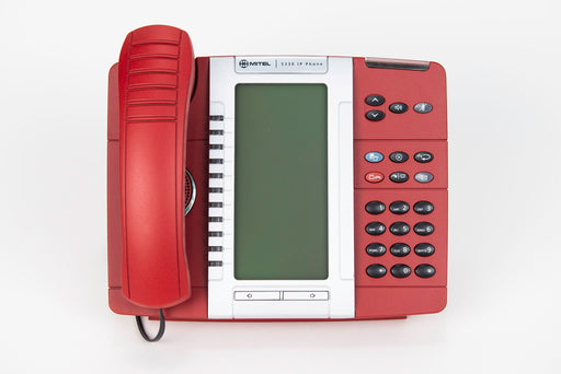 Emergency Red Mitel 5330 IP Phone