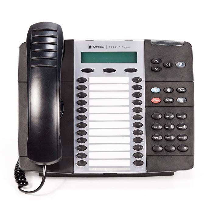 Mitel 5324 IP Phone (Part# 50005664) - Professionally Refurbished