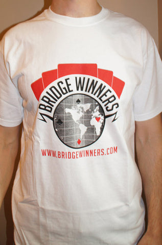 Bridge Winners T-Shirt