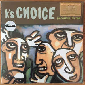 K's Choice ‎– Paradise In Me : Music On Vinyl ‎– MOVLP1543 : 2 × Vinyl, LP, Etched, Limited Edition, Numbered, 180 gram, Gold & Black Mixed