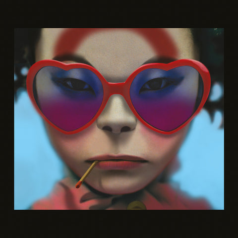 Gorillaz - Humanz [2LP] (180 Gram, gatefold, download) - Warner Bros. Records/Parlophone