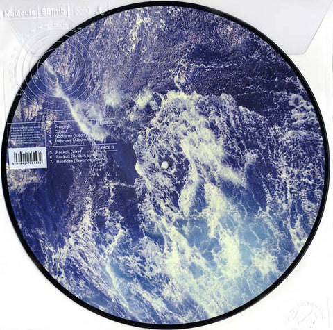 "Molecule (4) ‎– 981mb : Because Music ‎– BEC5156443 : Vinyl, 12"", EP, Limited Edition, Picture Disc"