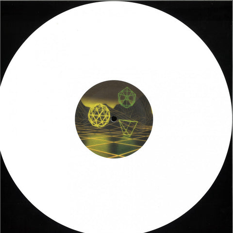 "Unknown Artist ‎– RETRO004 : Retrospect (2) ‎– RETRO004 : Vinyl, 12"", Single, White"
