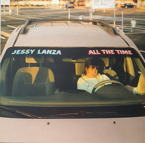 Jessy Lanza ‎– All The Time : Hyperdub ‎– HDBLP051 : Vinyl, LP, Album, Limited Edition, Turquoise, Transparent