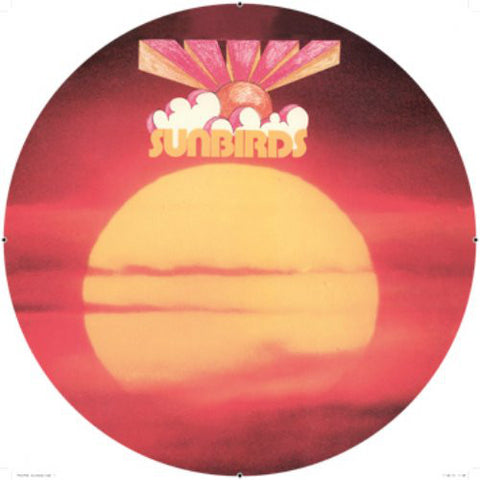 Sunbirds ‎– Sunbirds : Garden Of Delights ‎– PDLP 05 : Vinyl, LP, Album, Limited Edition, Numbered, Reissue, picture disc