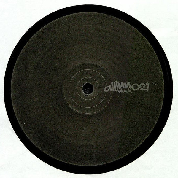 "Pola (11) ‎– Mio Hill EP : All Inn Black ‎– AIBLACK021 : Vinyl, 12"", EP"