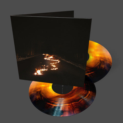 Bob Moses (5) ‎– Battle Lines : Domino Recording Co. Ltd. ‎– WIGLP386XM : 2 × Vinyl, LP, 45 RPM, Album, Limited Edition, Fire Colored, 180 Gram