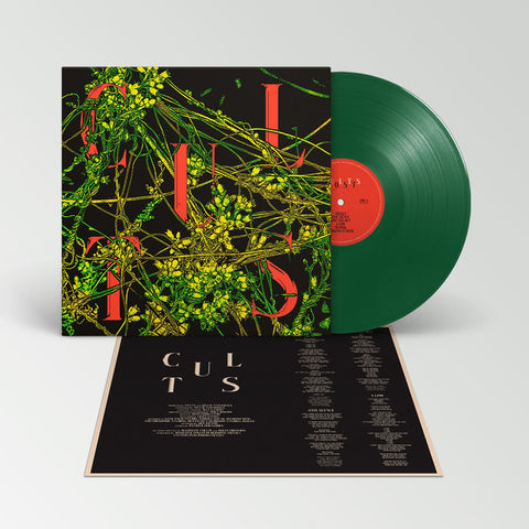 Cults ‎– Host : Sinderlyn ‎– LYN-053 : Vinyl, LP, Album, Limited Edition, Evergreen