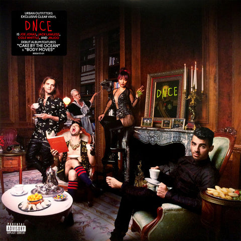 DNCE ‎– DNCE : Republic Records ‎– B0026173-01 : Vinyl, LP, Album, Limited Edition, Clear