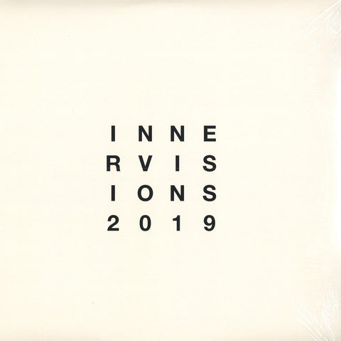 Various ‎– Secret Weapons Part 11 : Innervisions ‎– IV84 : 4 × Vinyl, LP, Limited Edition