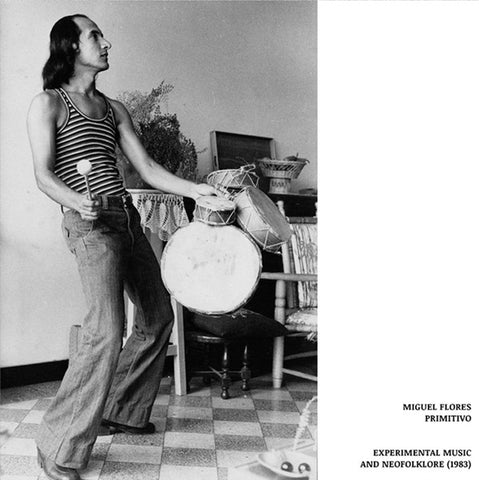 Miguel Flores (2) ‎– Primitivo : Buh Records ‎– BR68 : Sounds Essentials Collection – : Vinyl, LP, Limited Edition