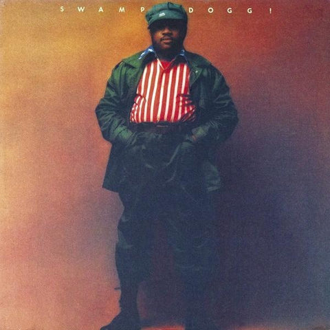Swamp Dogg ‎– Cuffed, Collared, & Tagged : Cream (6) ‎– FPH1288-1 : Vinyl, LP, Limited Edition, Stereo, Orange