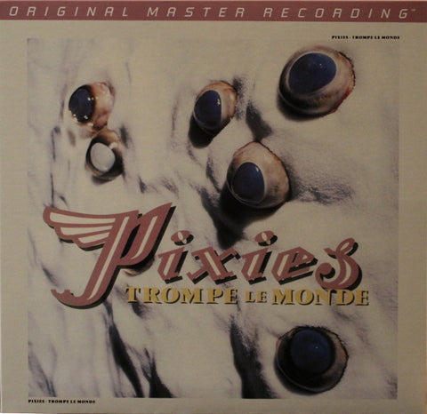 Pixies ‎– Trompe Le Monde : Mobile Fidelity Sound Lab ‎– MFSL 1-364 Series: Original Master Recording – , GAIN 2™ Ultra Analog LP 180g Series – : Vinyl, LP, Album, Remastered, Limited Edition, Numbered, 180 Gram