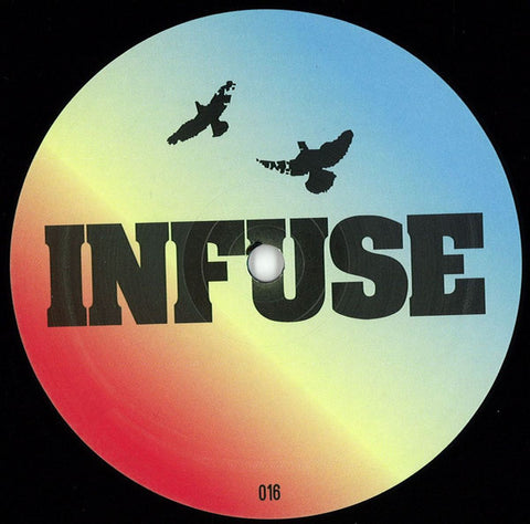 "OdD ‎– Cold fusion EP : Infuse ‎– Infuse 016 : Vinyl, 12"", EP"