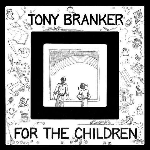 Tony Branker* ‎– For The Children : Out-Sider ‎– OSR071 : Vinyl, LP, Album, Reissue, Remastered