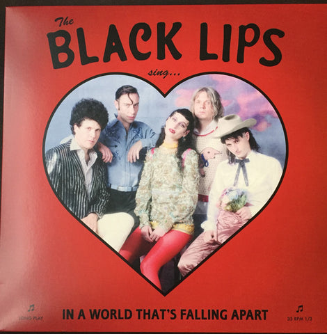 The Black Lips ‎– In A World That's Falling Apart : Fire Records ‎– none, Vice Records ‎– none : Vinyl, LP, Album