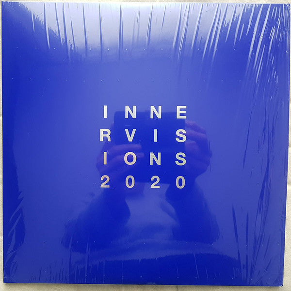 "Various ‎– Secret Weapons Part 12 : Innervisions ‎– IV91 Series: Secret Weapons (3) – Part 12 : 4 × Vinyl, 12"", EP, Compilation"