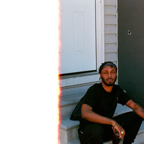 JPEGMAFIA ‎– Veteran : Deathbomb Arc ‎– dba189 : Vinyl, LP, Album, Limited Edition, Cursor Cover