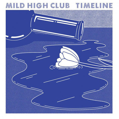 The Mild High Club ‎– Timeline : Circle Star Records ‎– CS004 : Vinyl, LP, Album